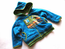 NAME IT Super kuschelige Fleecejacke tolle Farben! Gr.80