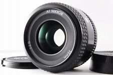 【AB Exc+】 Nikon AF NIKKOR 35mm f/2 D Wide Angle AF Lens w/Caps From JAPAN #2079