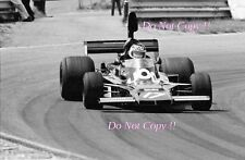 Jean-Pierre Jarier UOP Shadow DN5 Dutch Grand Prix 1975 Photograph
