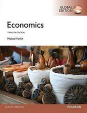 Economics 12E by Michael Parkin (Paperback, 2015) ISBN:9781292094502