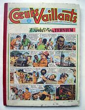 COEURS VAILLANTS - reliure éditeur N° 19 - 1955