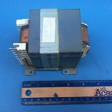 AC Power Transformer 40-27-0-27-40v, 18v, 5v ,  w27