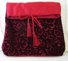 Cosmetics Bag By Guerlain 10 in by 8 in Brand New