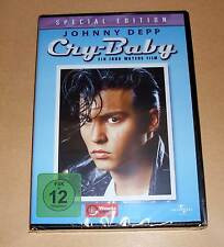 DVD Cry-Baby (Cry Baby) - Johnny Depp-Iggy Pop-SPECIAL EDITION-NUOVO OVP