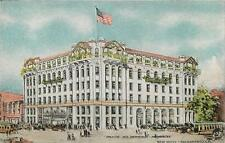 SACRAMENTO, California  CA   NEW HOTEL  Sellon and Hemmings Architects  Postcard