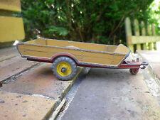 DINKY TOYS remorque agricole roue plombs FARM TRAILER 320 bon état , sans boite.