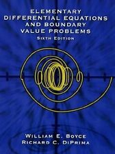 Elementary Differential Equations and Boundary Value Problems Boyce, William E.