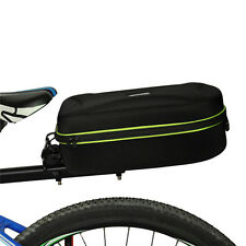 28L Bike Tail Rear Bag Cycling Panniers Rack Tail Seat Trunk Bag Quick Release