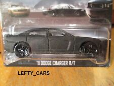 FAST&FURIOUS FAST FIVE '11 DODGE CHARGER R/T WHEELS SCALE 1:64(2013) 8/8