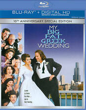 My Big Fat Greek Wedding (Blu-ray Disc, 2002, 10th Anniversary Edition)