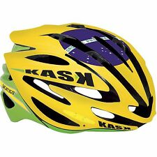 Kask Vertigo Helmet Limited Edition Brazil Flag size MEDIUM