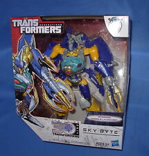 Transformers Generations SKY-BYTE Voyager Class 30th Anniversary Mint in Box