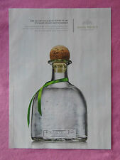 2013 Magazine Advertisement Page Featuring Patron Tequila Nice Ad