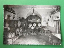 Padergnone Cantina Casa Bressan Trento vino wine vecchia cartolina