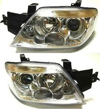 MITSUBISHI Outlander 2003-2006 front head lamps lights LEFT+ RIGHT ONE SET