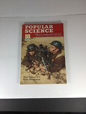Popular Science Monthly Three Magazines In One, May 1941
