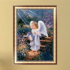 Angel Embroidery 5D Diamond Painting DIY Craft Cross Stitch Home Decor