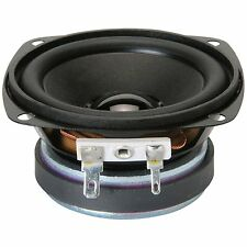 """NEW 3"""" Woofer Speaker.Full Range.Replacement.4 ohm.three inch Pin Cushion.Array"""