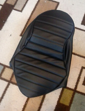 SUZUKI GS750L 1979-80 Black Custom Hand Made Motorcycle Seat Cover
