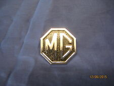 MG   NEW MGB ROADSTER OR GT RUBBER BUMPER FRONT BADGE CHA 544  ***OD21