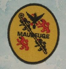 """Maureuse Patch - Germany - Martial Arts - 1 3/4"""" x 2"""""""
