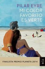 Mi color favorito es verte (Spanish Edition)-ExLibrary