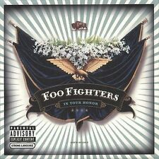 FOO FIGHTERS**IN YOUR HONOR**2 CD SET