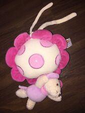 Magomora Baby Spieluhr Maus Plüschtier Blume Pink Beige Lila Maus Rosa Melodie