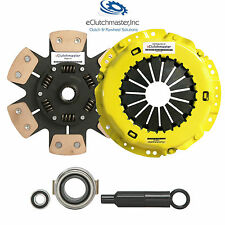 eCLUTCHMASTER STAGE 3 CLUTCH KIT Fits 91-92 MITSUBISHI GALANT VR-4 2.0L TURBO