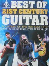 BEST OF 21st CENTURY GUITAR from The Red Hot Chili Peppers to the Killers