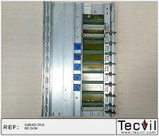Simatic S5 , 6ES5 700-1LA12 , 6ES5700-1LA12, SUBRACK CR1, SIEMENS SPS PLC