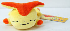 Pokemon Center Original Plush Doll Kuttari Victini Sleep Ver A-193212