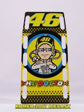 1:12 Pit board - pitboards Valentino Rossi Yamaha 2008-2009-2010 no minichamps