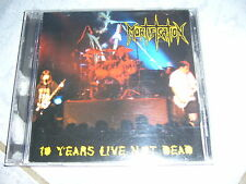 "MORTIFICATION ""10 years live not dead"" (CD)"