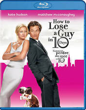 How to Lose a Guy in 10 Days (DVD, 2013) NEW