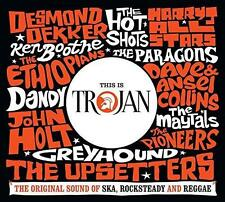This Is Trojan: The Original Sound Of Ska, Rocksteady And Reggae - Var (NEW 3CD)