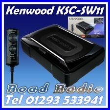 Nuevo Kenwood Ksc-sw11 Powered Subwoofer 150 Watts