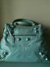 100% Authentic Balenciaga Giant Covered Hardware Mid Day Bag Maldives £1145