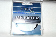 Rokinon 67 mm NEW UV Screw-In Filter with Case Made in Japan (N-182)