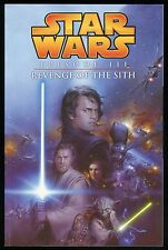 Star Wars Episode III 3 Revenge of the Sith Trade Paperback 1st Ed TPB Movie New