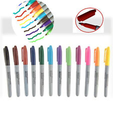 1Set Professional Tattoo Skin Marker Pen Temporary Tattoo Pen 12 Colors