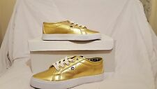 OSIRIS SHOES MITH GOLD WHITE WOMENS GIRLS SIZE UK 4.5 NEW UNBOXED US 7 EUR 37.5