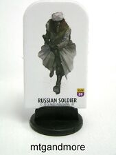 Pathfinder Battles Pawns / Tokens - #059a  Russian Soldier - Reign of Winter