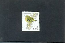 Ireland-41c Goldcrest mnh(1475)mnh ex booklet-one side imperf