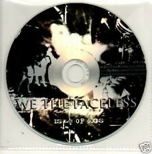 (377V) We The Faceless, Isle of Dogs - DJ CD