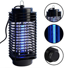 New Light-Control Electric Mosquito Fly Bug Insect Zapper Killer With Trap