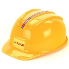 Klein Bosch Handwerkerhelm Helm Bauhelm Kinderhelm Heimwerker Handwerker gelb