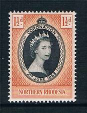 Northern Rhodesia 1953 Coronation SG 60 MNH