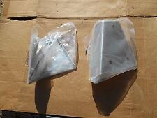 NOS Kawasaki Front A-Arm Brushed Aluminum Guards 2008-2012 TERYX 750 TX750-020