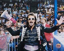 "Jimmy Hart ""Mouth of the South"" Signed 8x10 Photo TriStar Authenticated #1"